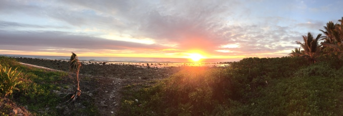 Raro sunrise